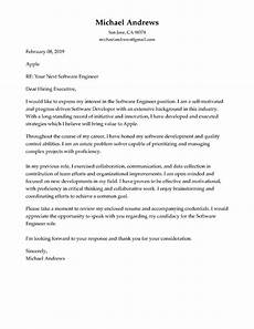 Cover Letter For It Professional Get The Job With Free Professional Cover Letter Templates