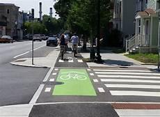 Cycle Track Design Separated Bike Lanes Alta Planning Design
