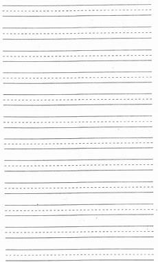 Writing Template Paper Writing Paper Template For 2nd Grade Lomer