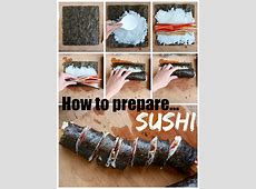Super Simple Homemade Sushi   The Conscientious Eater