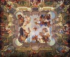 fresco baroque spencer alley decorative frescoes on palace ceilings ii