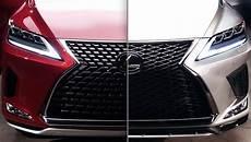 2020 lexus rx 350 vs 2019 2020 lexus rx the daily drive consumer guide 174