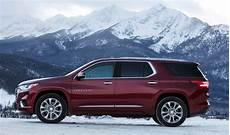 2019 chevrolet high country price 2019 chevrolet traverse high country awd rumor changes