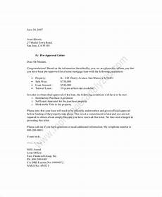 Pre Approval Letter Sample 11 Approval Letter Templates Pdf Doc Apple Pages