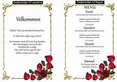 skabeloner til bryllupsinvitationer bryllup nr 19 alt i et bordkort