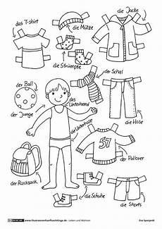 Malvorlagen Vorschule Kostenlos Jung Als Pdf Leben Und Wohnen Kleidung Anziehpuppe