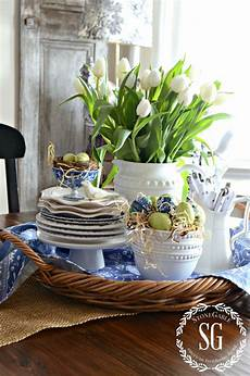 kitchen table decoration ideas kitche table vignette stonegable