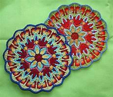 7 best crochet mandala patterns crochet patterns how to