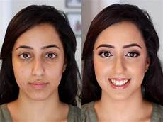 before after makeup modern makeup