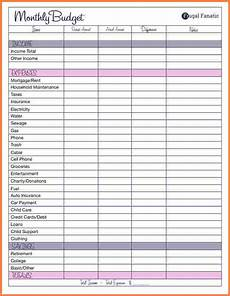 Weekly Finance Planner 10 Monthly Budget Planner Spreadsheet Excel