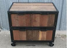 buy a crafted vintage industrial file cabinet