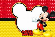 Custom Mickey Mouse Invitations 25 Incredible Mickey Mouse Birthday Invitations Kitty
