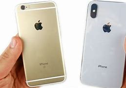 Image result for iPhone X vs iPhone 6s