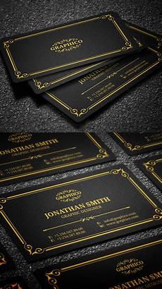 Elegant Business Cards 25 New Elegant Business Card Psd Templates Design