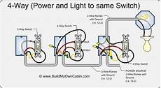 3 Way Switch Light And Outlet Complicated 3 Way Switch Wiring In Texas Electrical