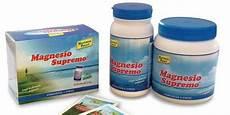 le proprietã magnesio supremo magnesio supremo 174 a cosa serve propriet 224 dosi