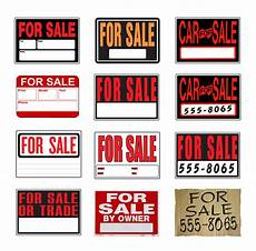 For Sale Sign Pdf 1 18 Scale Model Toy Car For Sale Signs Ebay