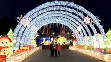 Christmas Light Expo 2018 Global Winter Wonderland Lantern Festival At Calexpo