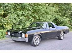 1972 el camino 1972 chevrolet el camino for sale classiccars cc