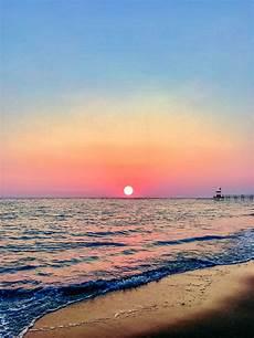 strand solnedgang bakgrundsbilder strand guld solnedg 229 ng lila