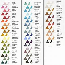Memento Markers Color Chart Watercolor Marker Review Distress Markers