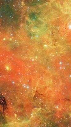 Orange Wallpaper Iphone by Orange Nebula Iphone 5s Wallpaper Iphone 5 Se