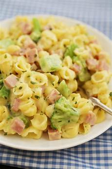 Cooking Light Broccoli Mac And Cheese Creamy Ham And Broccoli Mac N Cheese Super Cheesy