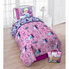 disney s frozen elsa 5 pc comforforter sheet set