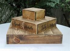 wood cupcake stand rustic wooden wedding cake stand