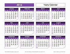 Free Printable Yearly Calendar Templates 2015 Yealy Calendar Template Calendar Yearly Printable