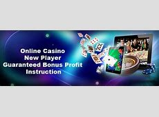 How To Guarantee Real Profit From Casino Bonus Cashback