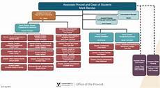 It Services Org Chart Organization Charts Dean Of Students Vanderbilt University