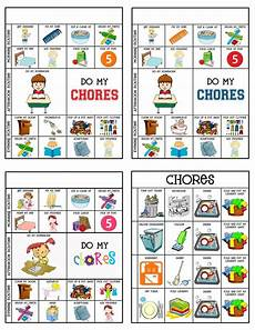 5 Year Old Chore Chart Printable 5 Year Old Chore Chart Printable For The Kids
