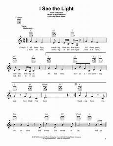 I See The Light Guitar I See The Light By Alan Menken Ukulele Guitar Instructor