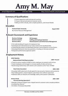 Re Sumes Functional Resume Format For Hr Manager
