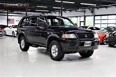 2002 Mitsubishi Montero Sport Light 2002 Mitsubishi Montero Sport Es Stock 064426 For Sale