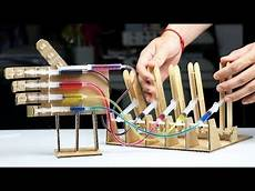 amazing syringe robot diy physics