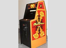 Reactor Side Art   Phoenix Arcade   #1 Source for Screen