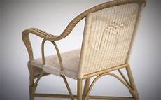 Wicker Rattan Sofa 3d Image by 3d Vintage Wicker Chair And Sofa Cgtrader