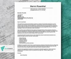 Computer Science Internship Cover Letter The Only Cover Letter Example For An Internship You Will