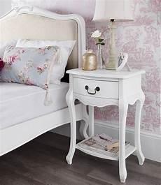 juliette shabby chic white upholstered 6ft king bed