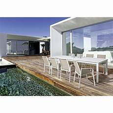 bizzotto sedie sedia da esterno cruise by bizzotto in alluminio impilabile