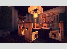 Contemporary Craftsman Home ? Minecraft House Design