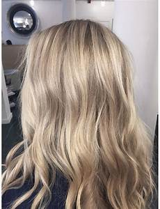 Light Brown Hair With Beige Highlights Light Beige Fixthemesswithhess In 2019 Neutral