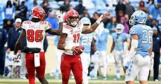 Cbs Sports Football Depth Charts Nc State Football 2018 Complete Depth Chart For Texas A Amp M