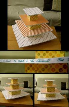 diy cupcake stand wedding cake ceremony cupcake stand