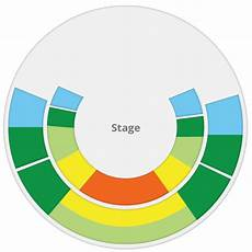 Cn Center Seating Chart Buy Tickets For Era In Shanghai Smartticket Cn By