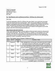 Tree Report Template Report Template