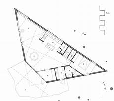 gallery of triangle house jva 19