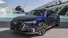 audi a8 2019 it s here 2019 audi a8 worlds most tech packed car